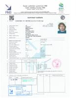 Certifikát svářeče
